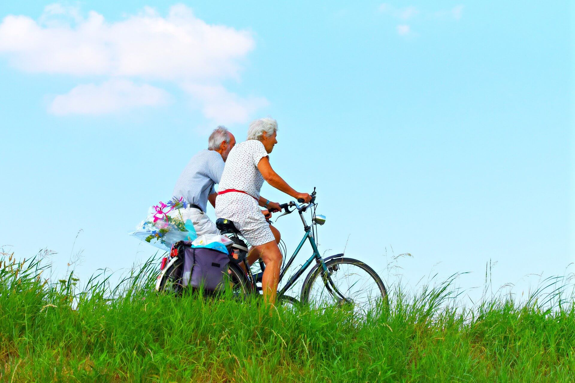 veilige fiets voor ouderen